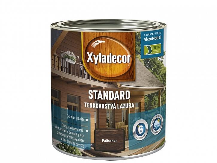 Produkty na ochranu a dekoraci dřeva Xyladecor