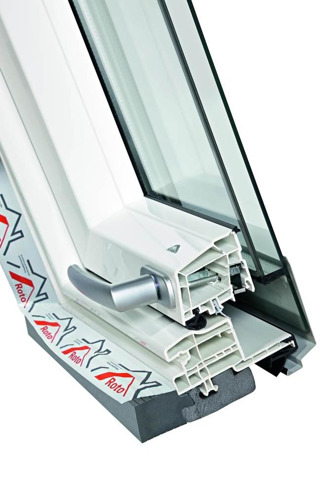 Dokonalé zateplení a exkluzivní design - okno Designo R8