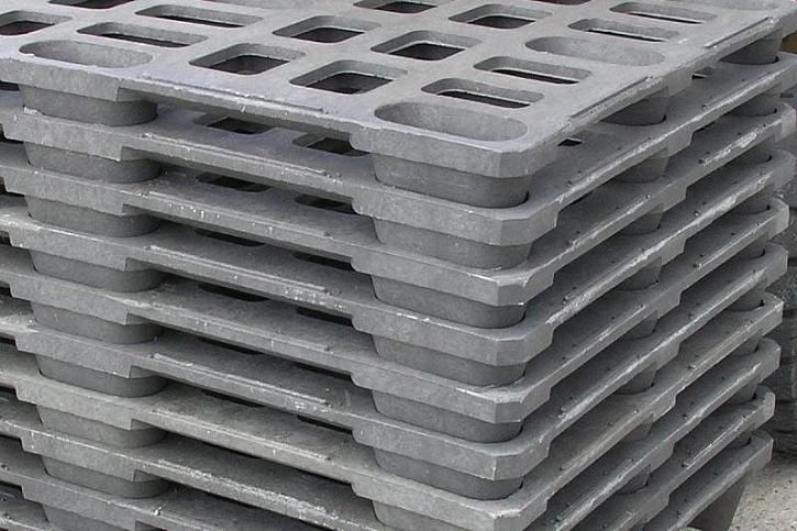Plastové přepravní palety od firmy Transform (Zdroj: Transform)