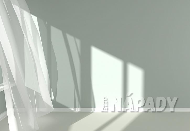 Co dát do oken proti průvanu? Samotné záclony nestačí (Zdroj: depositphotos.com)