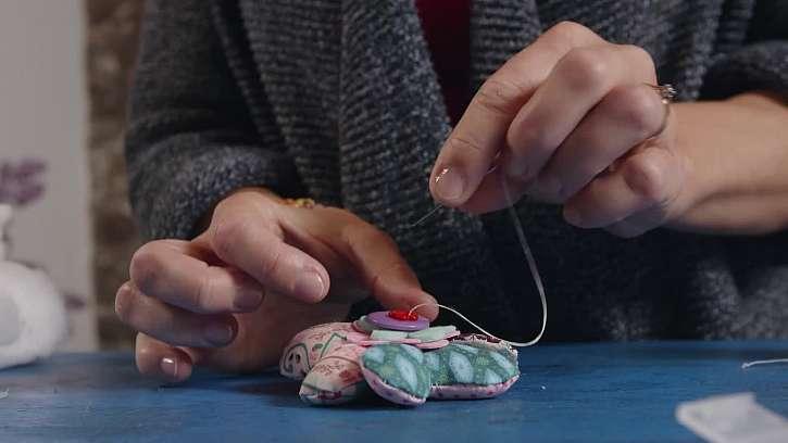 Jak vytvořit jednoduchou textilní aplikaci
