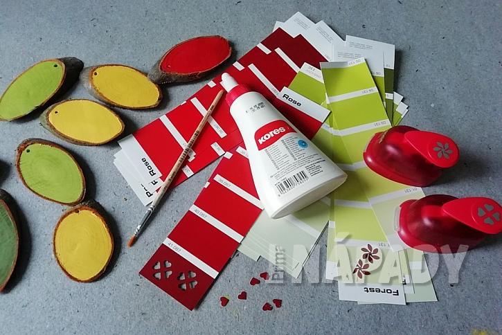 Velikonoční vajíčka: vyrazte tvary