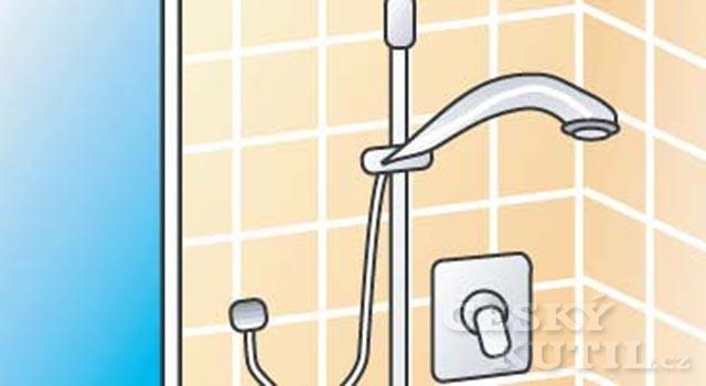 Trend v koupelnách: výměna sprchového koutu