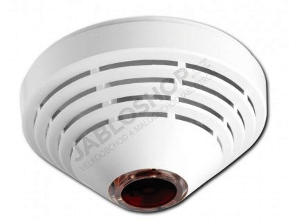 Požární detektor je investice, která stojí za to