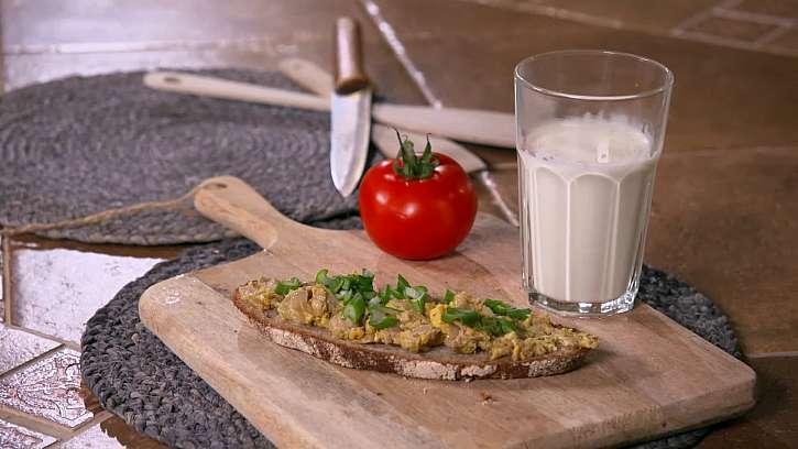 Recept na drožďovou pomazánku plnou vitamínu B