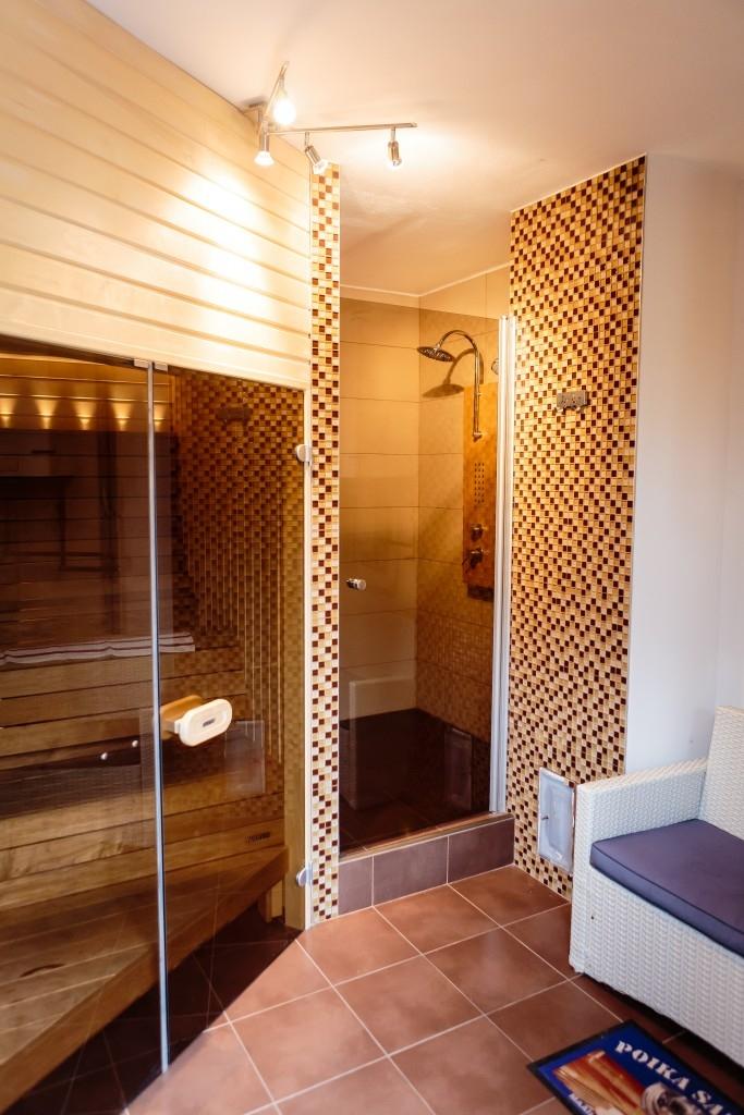 Sauna skoro v každém bytě?