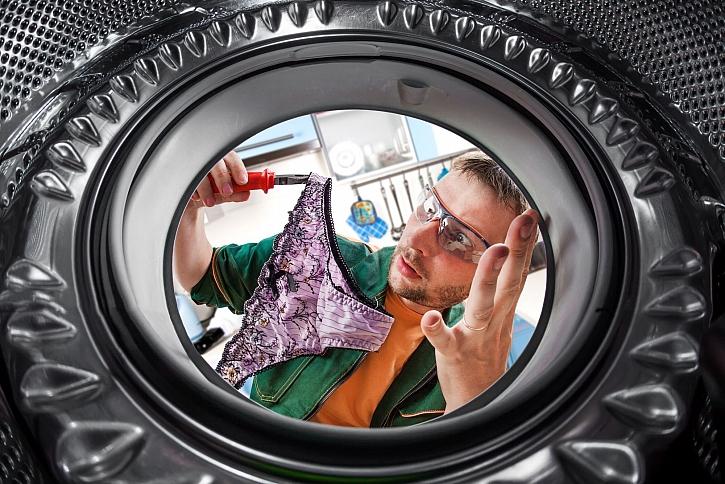 Poklad v pračce