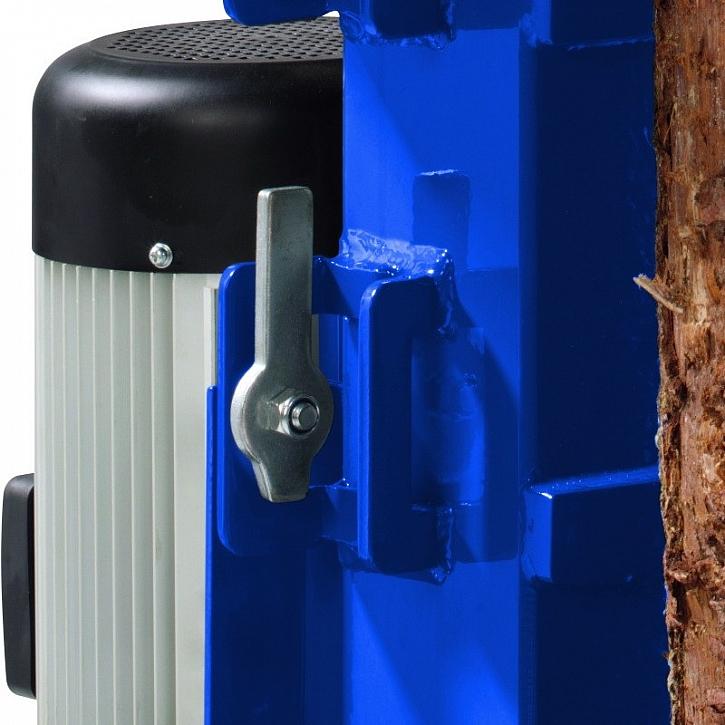 Štípač WoodSter LV 80 se nikdy neunaví