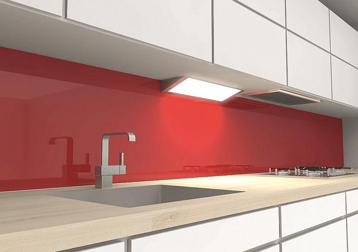 Osvětlení pracovní plochy v kuchyni