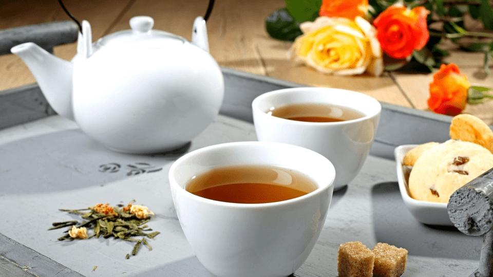 Čaj, voda, nádobí a čas jsou 4 základní prvky přípravy dobrého čaje