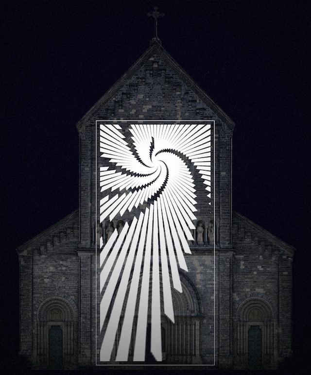 Weltraumgrafik_The Wind_Kostel_sv._Cyrila_a_Metodeje_1