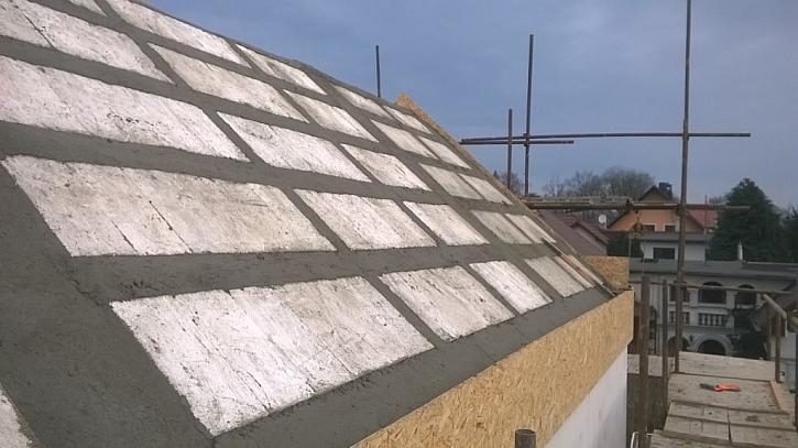 Výhody masivního stropu a střechy z Ytongu