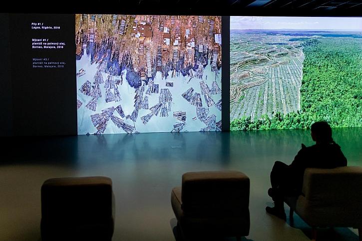 Začíná výstava fotografií Anthropocene