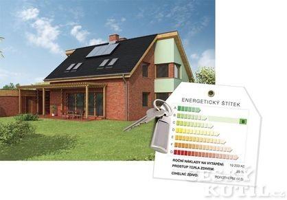 Bydlení s energetickým štítkem