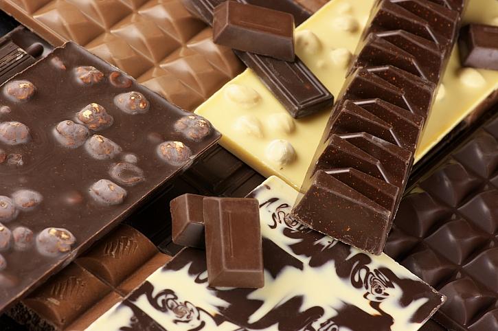 Co udělat s přebytečnou čokoládou? (Zdroj: Depositphotos)