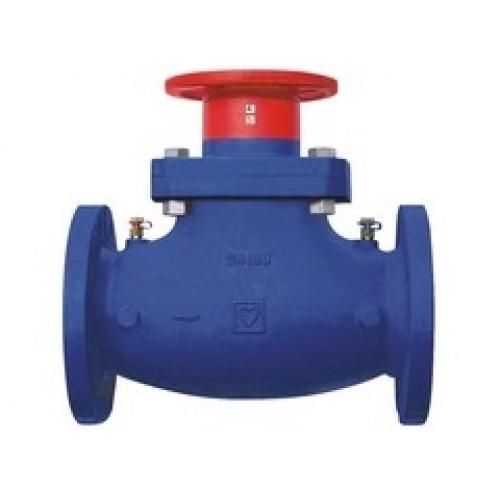 HERZ Strömax GF-BS přímý regulační ventil, přírubový s ventilky (DN 250)