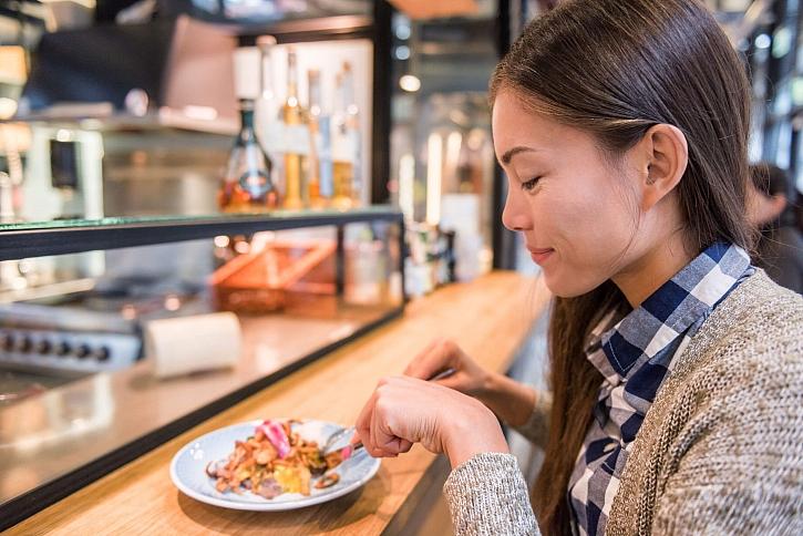 FoodCAMP - vztah jídla a města