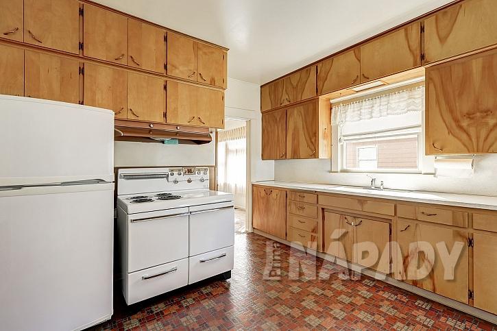 Linoleum v kuchyni