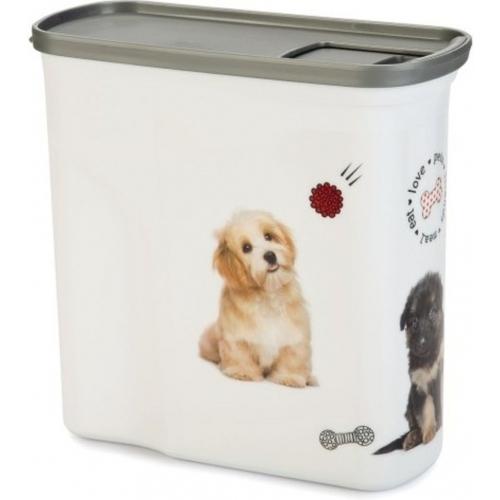 CURVER kontejner na suché krmivo 1,5kg pes