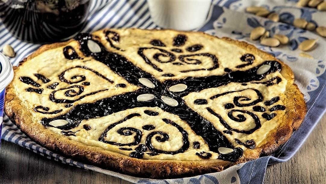 Moderní recept na tradiční chodské koláče, sladkou českou klasiku