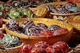 Kam na výlet: Velikonoční trhy jsou v plném proudu
