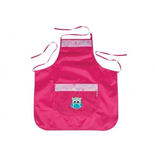 MFP zástěra Owl Pink