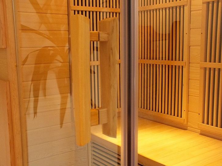 Kam saunu umístit