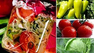 Máte hodně zeleniny a už nevíte, co s ní? My víme! Udělejte čalamádu!