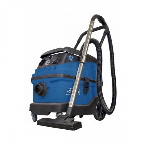 Průmyslový vysavač na mokré/suché vysávání 30 l Scheppach ASP 30