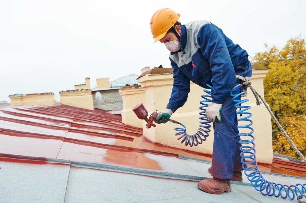Kdy si plechová střecha zaslouží nový nátěr?