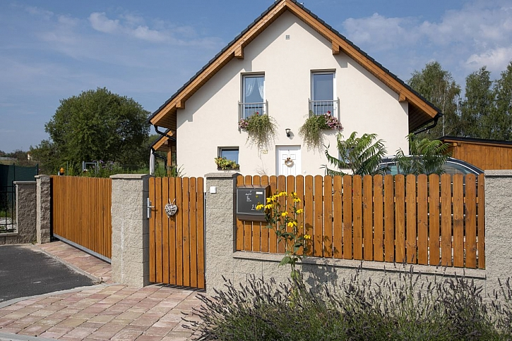 Dům z keramického betonu je výhodnou alternativou (Zdroj: Liapor)