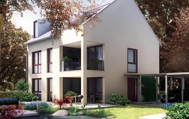 Dokonalá kombinace PVC, dřeva a hliníku - to jsou nové okenní profily společnosti Inoutic