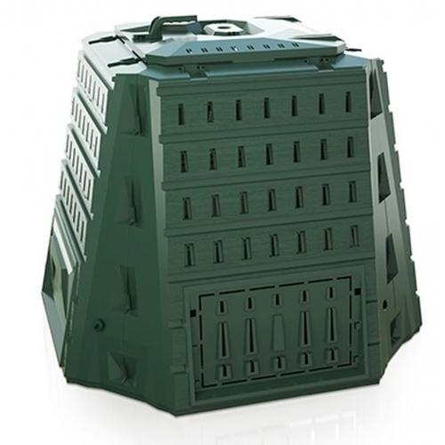 PROSPERPLAST BIOCOMPO 500L Kompostér zelený