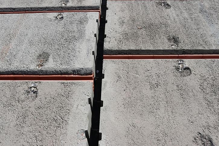stropní panely