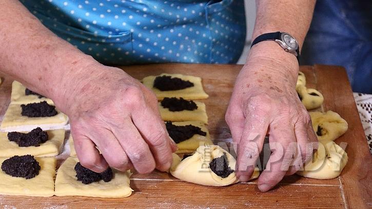 Vytvoříme koláčky