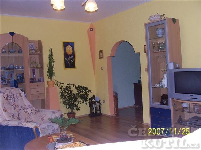 Povedená rekonstrukce obývacího pokoje