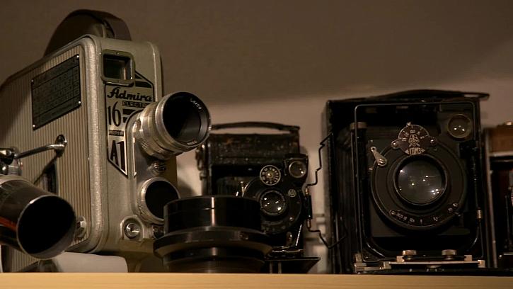 Sbírka starých kamer