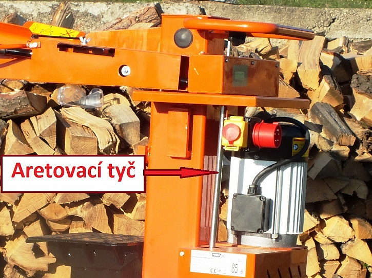 Štípačka dřeva Powerlog 10 tun PROFI