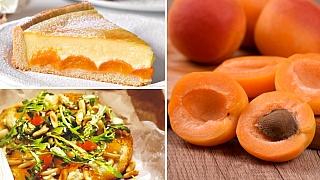 Upečte si meruňkové koláče! Slaný? Sladký? Recepty máme na oba dva