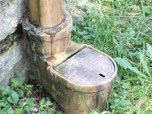 Nefunkční okapy aneb tudy voda nepoteče