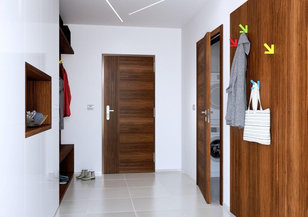 SAPELI nově nabízí bezpečnostní dveře v 76 dekorech