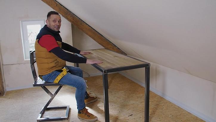 Podkrokevní izolace: jak na jednoduché a účinné zaizolování prostoru pod střechou (Zdroj: archiv FTV Prima)