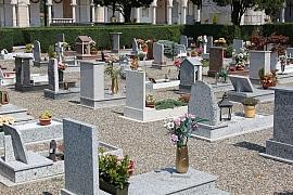 Jak vyčistit náhrobek, abychom jej nepoškodili