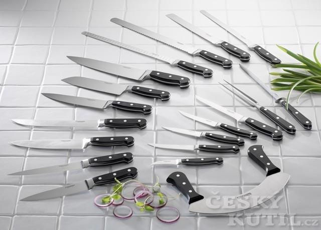 Kolik nožů potřebujeme
