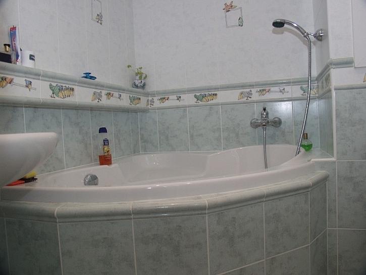 Rekonstrukce koupelny v paneláku