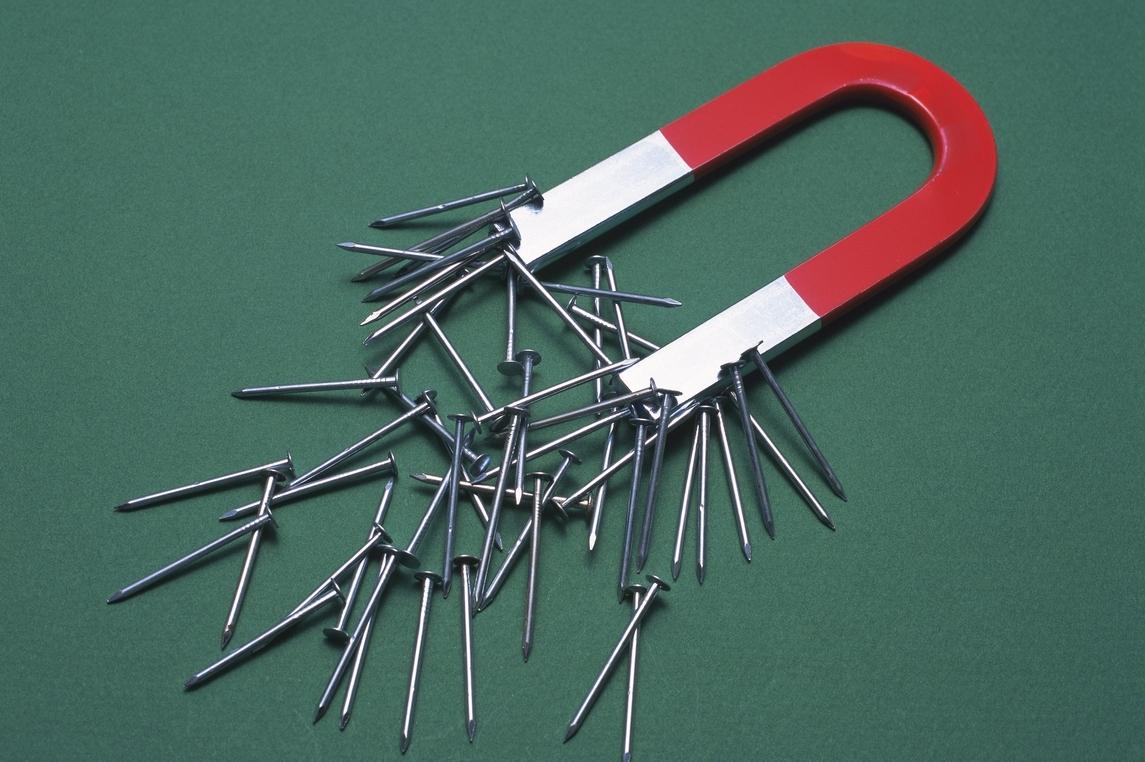 Šikovné nápady, jak vám magnety mohou usnadnit práci