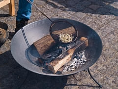 Zahradní ohniště: koupit nebo vybudovat svépomocí?