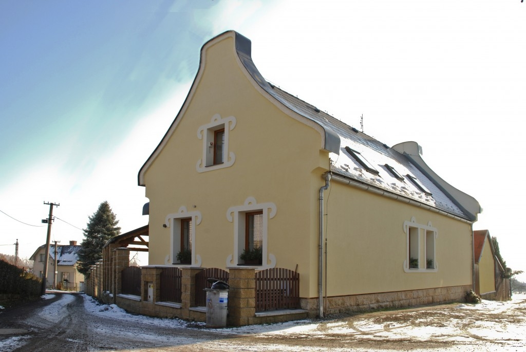 Domeček jako z obrázku: sanační systémy pro historické budovy
