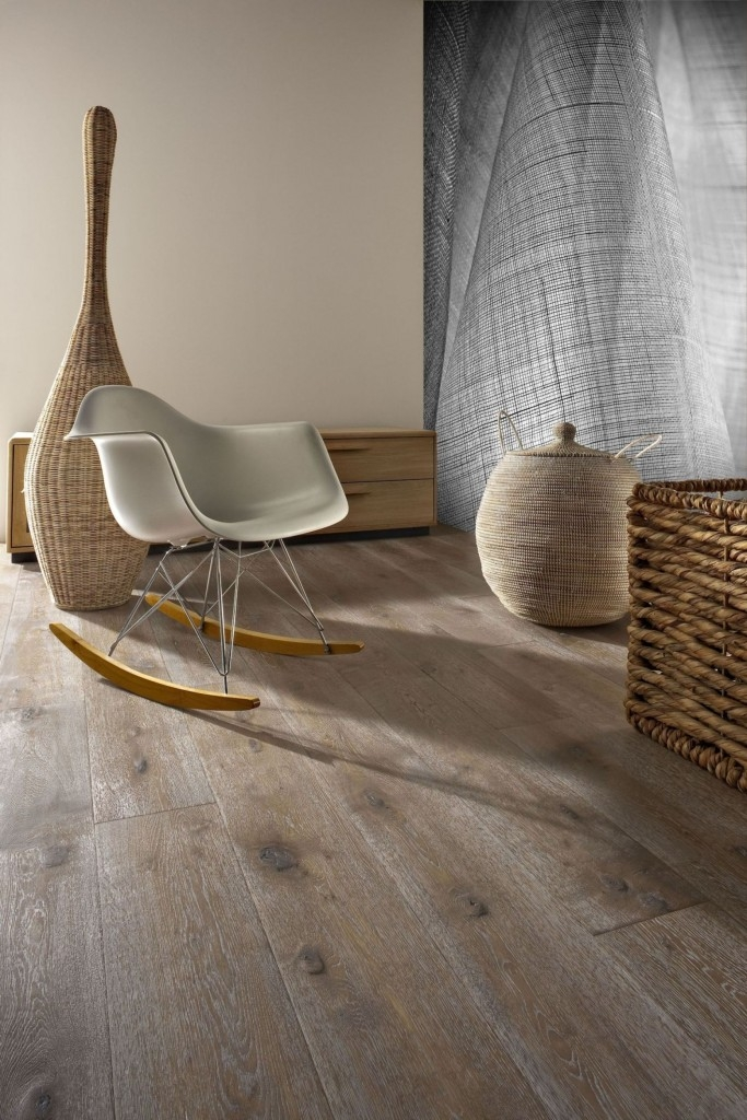 Vícevrstvé dřevěné podlahy - stabilita a šetrnost