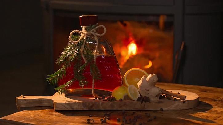 Udělejte si Vánoční sirup vhodný i pro děti
